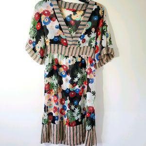 Lipsy Floral Dress size M